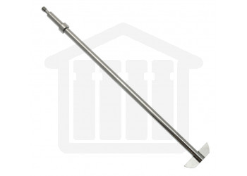 Spin On/Off Mini Paddle, 316 Stainless Steel, Small Volume, Hanson Vision Series, OEM# 74-105-214