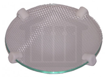 USP5 Watch Glass Transdermal Patch Holder with 17 Mesh Screen, OEM# 65-190-093