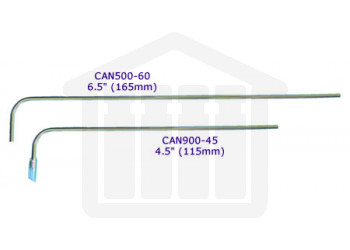 "4.5"" (115mm) Autosampling Cannula VanKel Compatible"