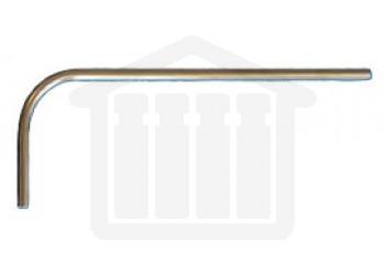 "2.5"" (65mm) Autosampling Return Cannula VanKel Compatible"