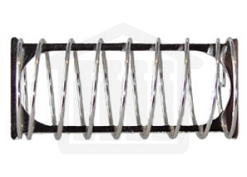 7 Spiral Stainless Steel Capsule Sinker 23.0 x 8.0mm Capacity. Sotax Style