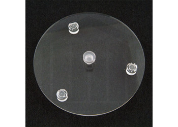 Clear Solid Vessel Cover Hanson Research Compatible