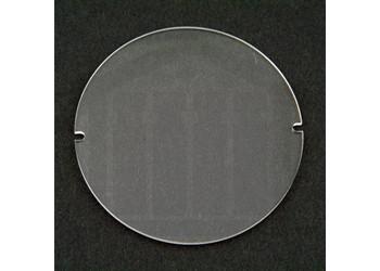 Solid Clear Vessel Cover Agilent / VanKel Compatible