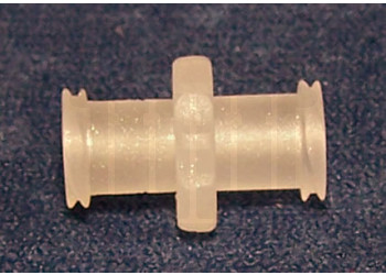 Female Luer to Female Luer Polypropylene Coupler