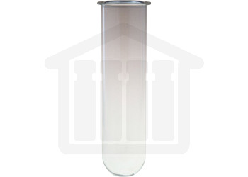 200ml Clear Glass Dissolution Vessel - Hanson Research