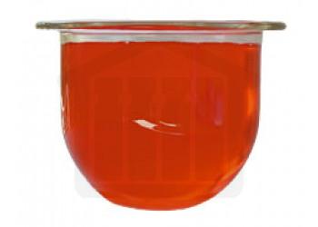 500ml Distek Compatible Clear Glass Dissolution Vessel