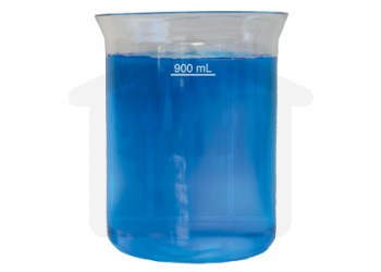 900ml Disintegration Beaker Flared Top