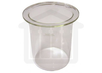 900ml Disintegration Beaker Flat Top