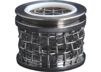 8 Mesh Basket Sinker, with lid.