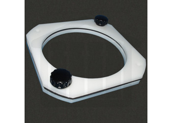 Plastic Vessel Centering Ring Assembly for VK600/6000 Series