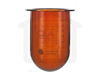 Ultra Centre Vessel Amber - Distek