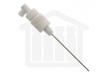 Stainless Steel Sample Probe, Fixed Vessel Mount, 900 mL, 1/16 in, Hanson Research Vision Series, OEM# 74-104-203