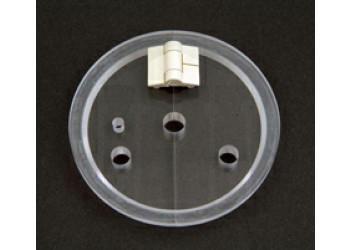 Suspended Basket Apparatus Vessel Cover Hanson Research Compatible