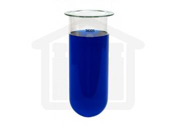 2000ml Erweka Compatible Clear Glass Dissolution Vessel, OEM# 80-000-2002