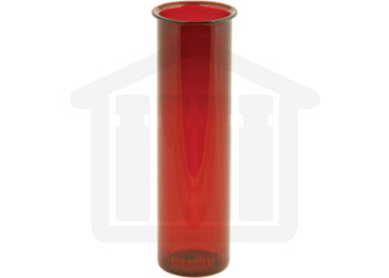 USP3 Outer Vessel 300ml Amber Glass