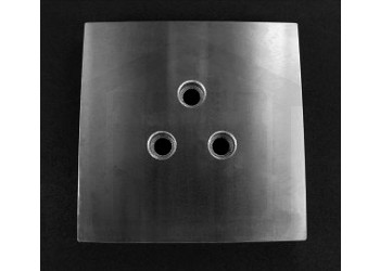 Intrinsic Dissolution Surface Plate with Screws