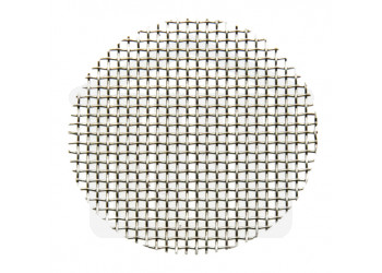 USP3 20 Mesh Stainless Steel Screen for 300ml Glass Vessels