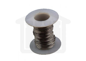 Type 316 Stainless Steel Wire 0.6mm dia 15m Roll