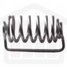 6 Spiral Stainless Steel Capsule Sinker 22.9 x 9.4mm Capacity