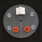 Low Evaporation Hinged Vessel Cover Hanson Research Compatible