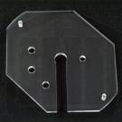 Evaporation Vessel Cover for VK600/VK6000 Series VanKel Compatible