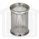 20 Mesh Stainless Steel Dissolution Basket Sotax Compatible