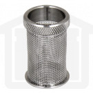40 Mesh Stainless Steel Basket Distek Compatible, OEM# 2821-0072