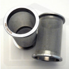 100 Mesh Stainless Steel Sintered Basket Distek compatible Top