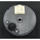 Low Evaporation Hinged Vessel Cover VanKel V-Series with TruCentre