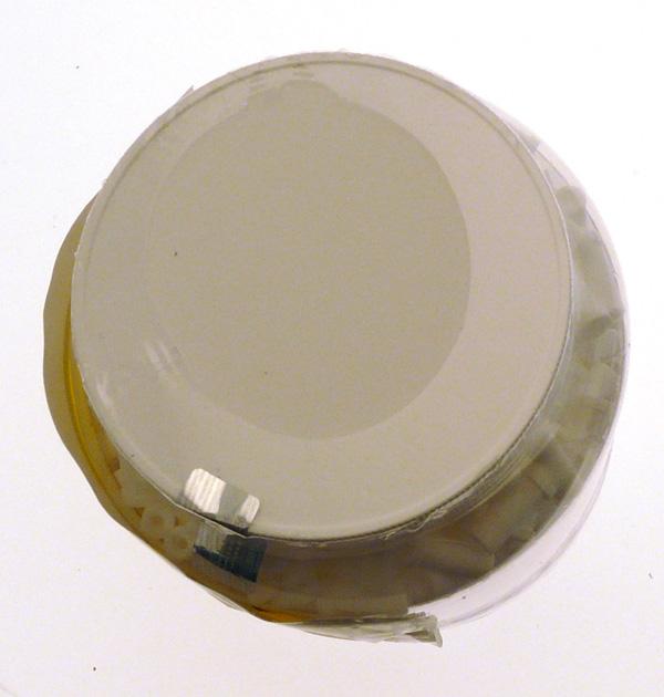 QLA Round Jar