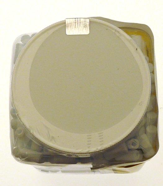 QLA Square Jar